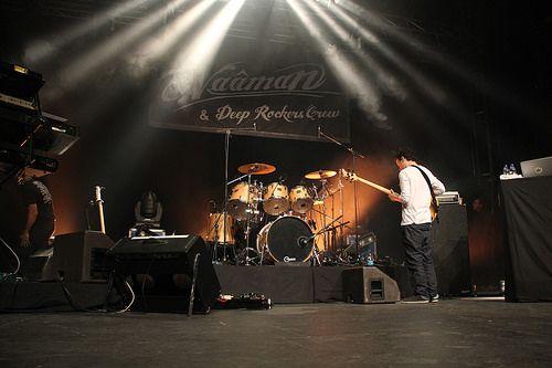 2014-03-08 Naaman & Deep Rockers Crew  , Live Le Moulin, Marseille