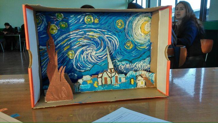 Reproducción Van Gogh