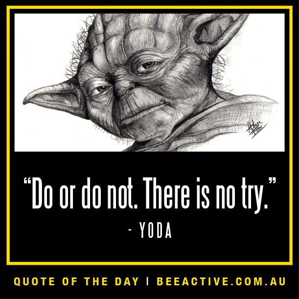 Yoda Quote There Is No Try: 11 Best Mediation Humor Images On Pinterest