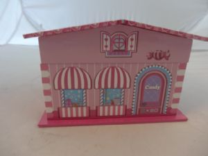 Musical Jewel Box available in 4 styles Sweetshop/House/Pony/Candy Store 1341/4