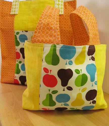 Mini Grocery Bag