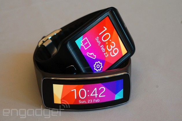 Meet Samsung's new smartwatch family: the Gear 2, Neo and Fit