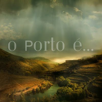 o Porto é... o Douro