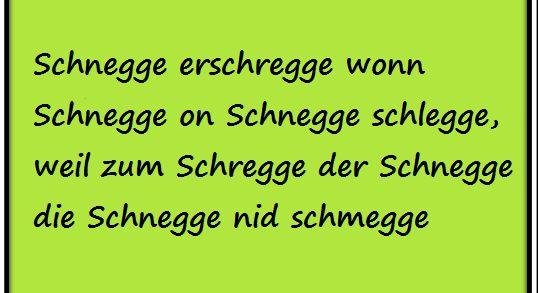 Hessische Sätze