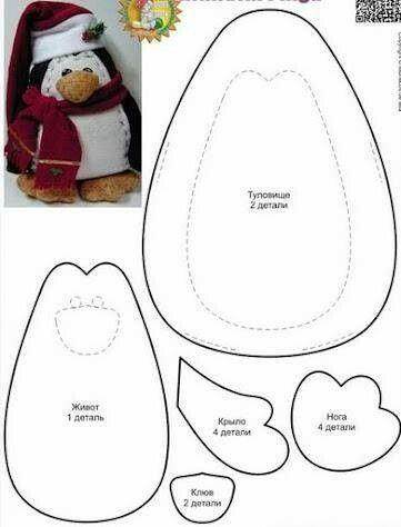 Penquins patterns
