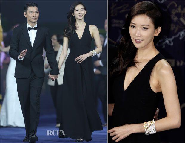 Chi-ling Lin In Valentino – 3rd Beijing International Film Festival