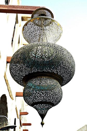 Persian Chandelier love it and I would want  one