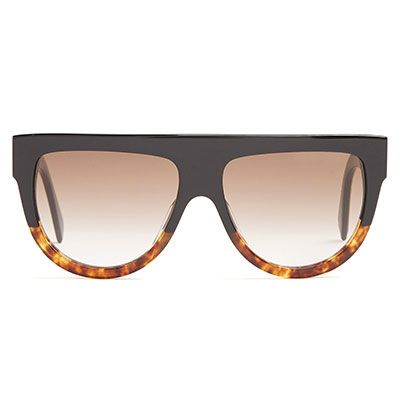 2852dbffa149 CÉLINE Shadow D-frame sunglasses - céline sunglasses