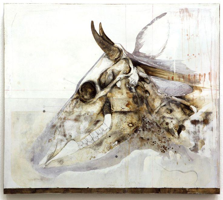 Nunzio Paci's artwork