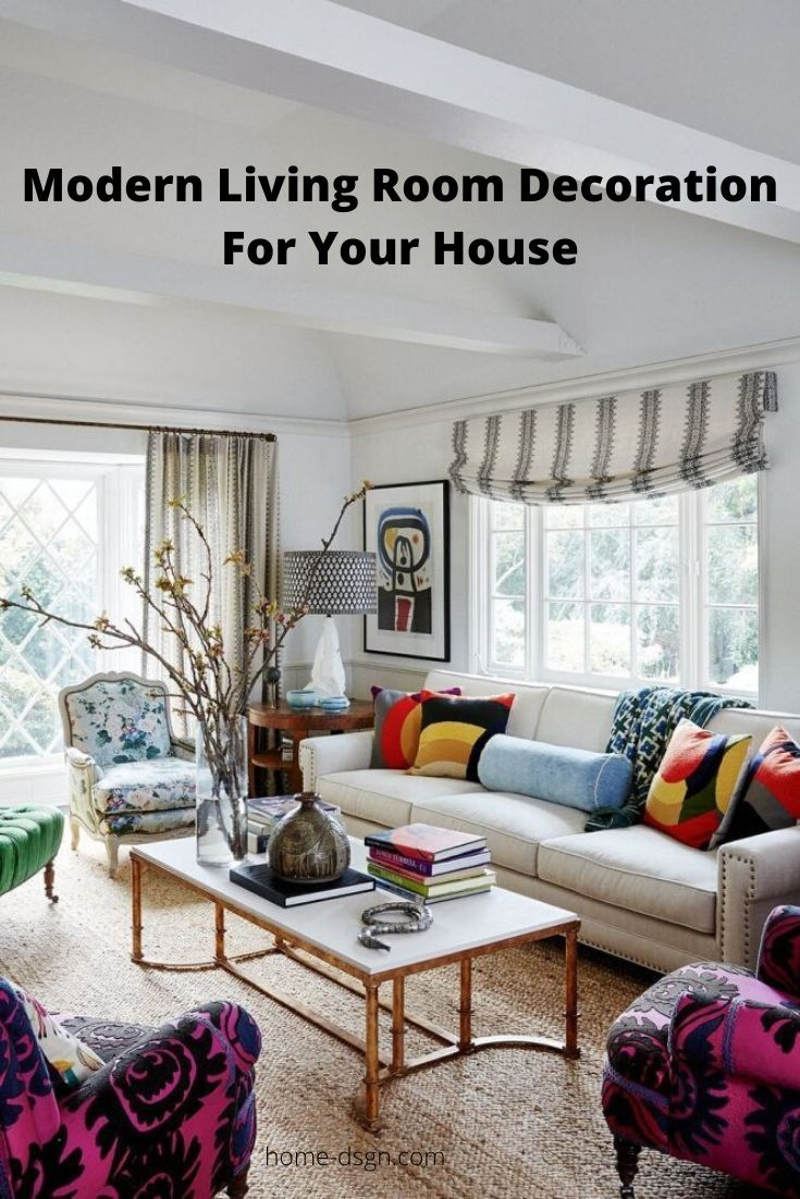 25 Easy Ways To Make Modern Living Room Decoration For Your H