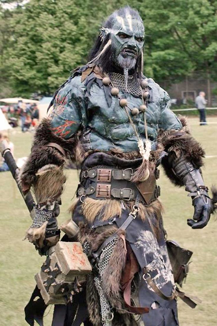 Orc ... at his best | LARP & Fantasy Inspirations in 2019 ...
