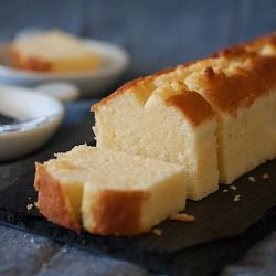 Plainly Perfect Pound Cake 16 TB unsalted butter, cut into 16 pieces, chilled 3 large eggs + 3 large yolks, room temp 1 TB vanilla extract 1 3/4 cups (7 oz) cake flour 1/2 tsp fine salt 1 1/4 cups (8 3/4 oz) white sugar