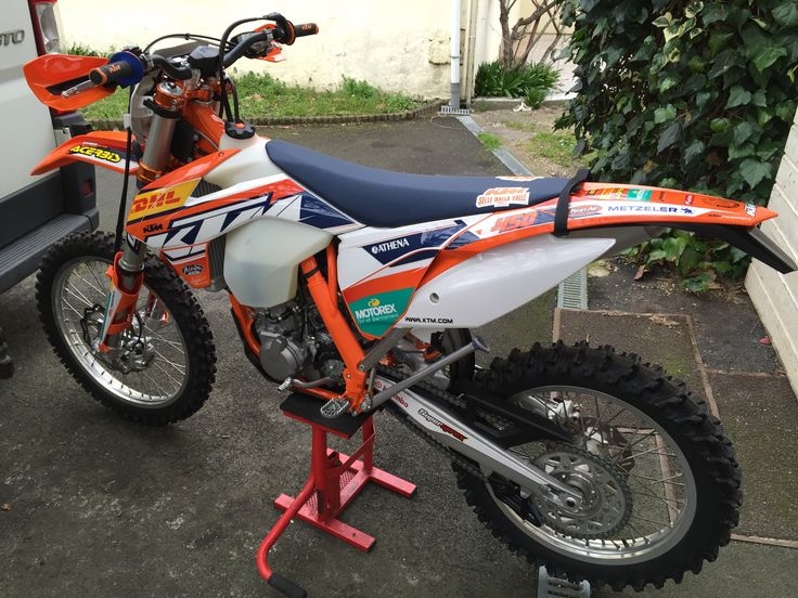 the 25+ best ktm 450 exc ideas on pinterest | ktm 450, ktm