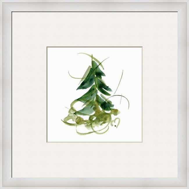 """""""marinas xmas tree No"""" by MARINA KANAVAKI, Athens // marina's xmas tree #14Technique: WatercolourOriginal size: 13x13cmMarina's xmas art © Marina Kanavaki // Imagekind.com -- Buy stunning fine art prints, framed prints and canvas prints directly from independent working artists and photographers."""