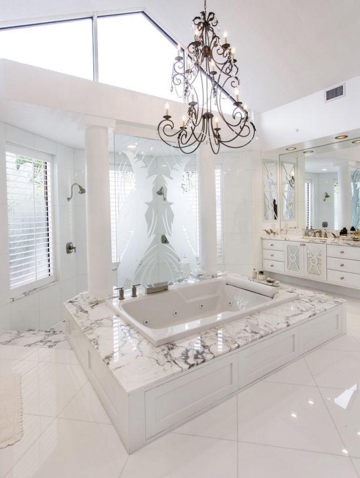 Pin By X Iiv On My Home Decoration Modern Luxury Bathroom Luxury Master Bathrooms Modern Master Bathroom