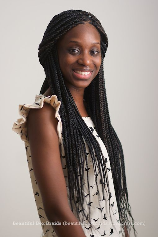 box braids | Beautiful Box Braids | Beautiful, Professional, and Enviable Hair ...