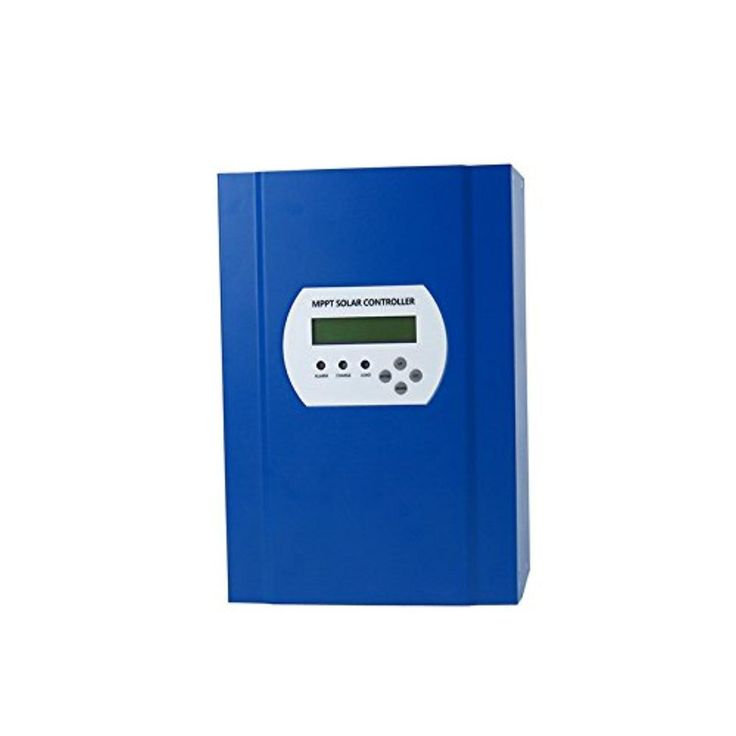 Hxengy MPPT Solar Charge Controller 12V/24V/48V 30Amp 150V PV Input With DC Load and 232/Lan Communication - Brought to you by Avarsha.com