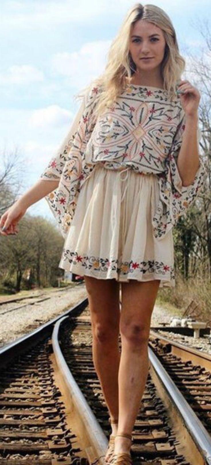 30 Ways Boho Chic Outfit Ideas  8ce825130d