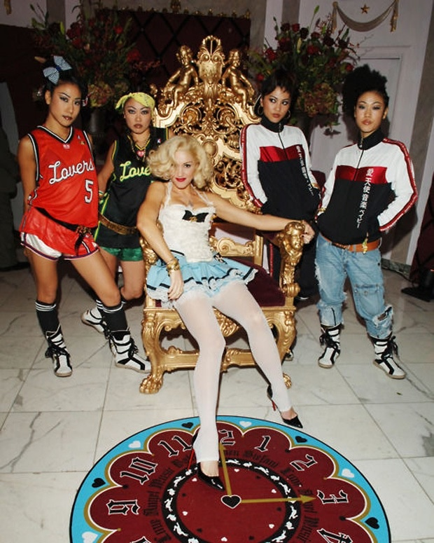 21 Best Images About The Harajuku Girls On Pinterest Gwen Stefani Watches And American Music