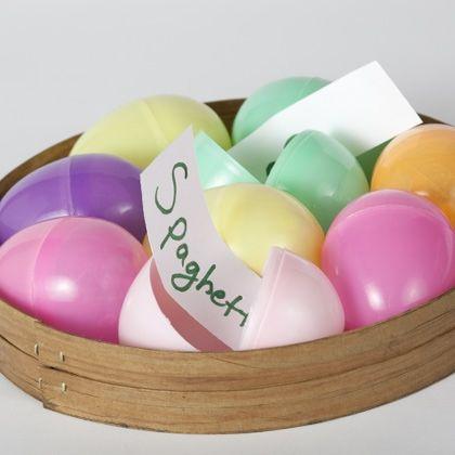 56 best plastic eggs easter images on pinterest easter holiday