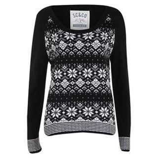 SoulCal Fairisle Knitted Jumper - USC £20