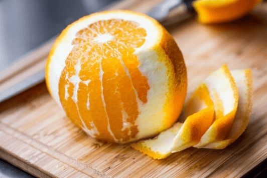 Τα πολλαπλά οφέλη της φλούδας πορτοκαλιού