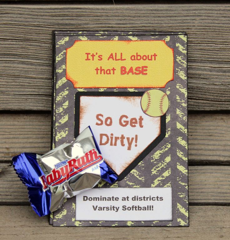 Softball Locker Decor - Scrapbook.com