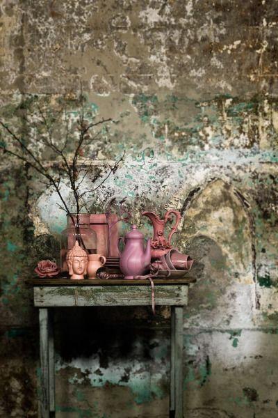 interieur fotograaf Jeroen van der Spek // de textuur van de wand die deze foto laat opvallen //