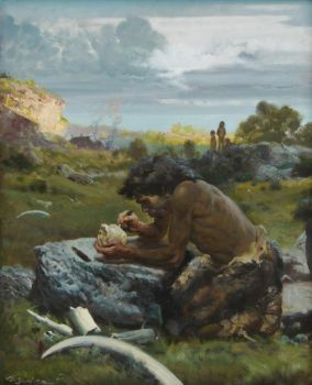 ZDENĚK BURIAN | Prehistorie