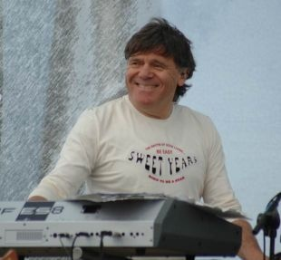 Beppe Carletti- tastiere