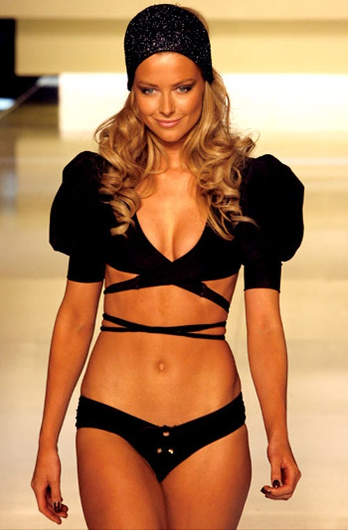 PHabulous - Jennifer Hawkins - Australian model from 'down under'
