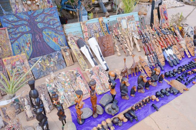 The AfroFusion Spot: Travel Diaries: Exploring Goree Island in Dakar, Senegal, art, goree, dakar, senagal, travel, trave diaries, african art, african, africa, tour, tourist