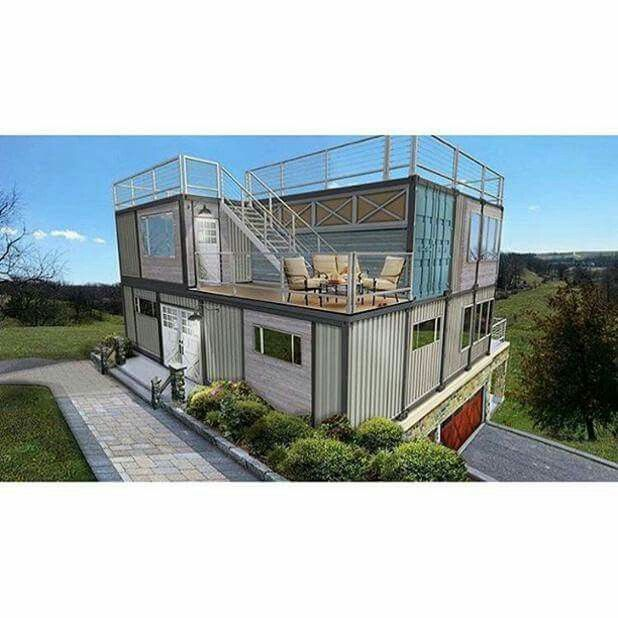 Shipping Container Home Plans California: 144 Best Images About Shipping Container Houses On