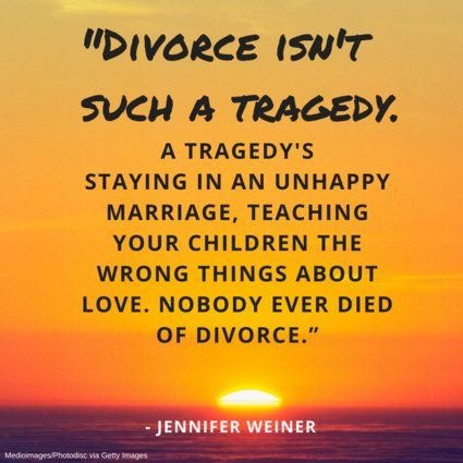 love death and divorce essay