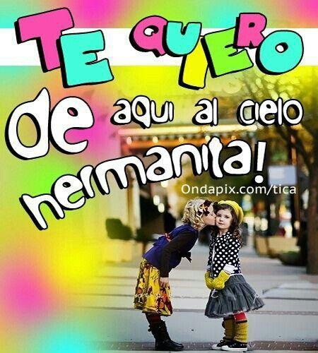 ★¡ TQM HERMANA.!★