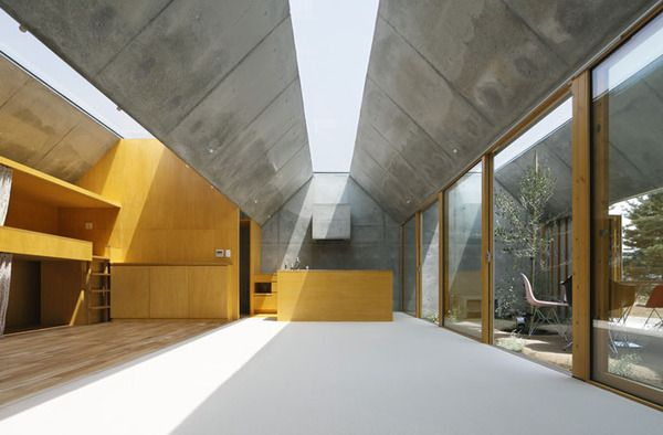 Inside Outside Architecture in Urban Japan | Modern House Designs