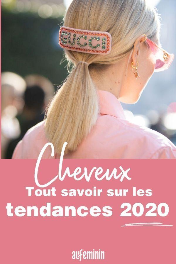 Decouvrez Toutes Les Tendances Coiffure De 2020 Tendances Coiffures Coupe Cheveux Mi Long Tendance Coupe Cheveux Longs Droit