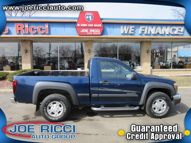 2004 Chevrolet Colorado Detroit, MI   Used Cars Loan By Phone: 313-214-2761