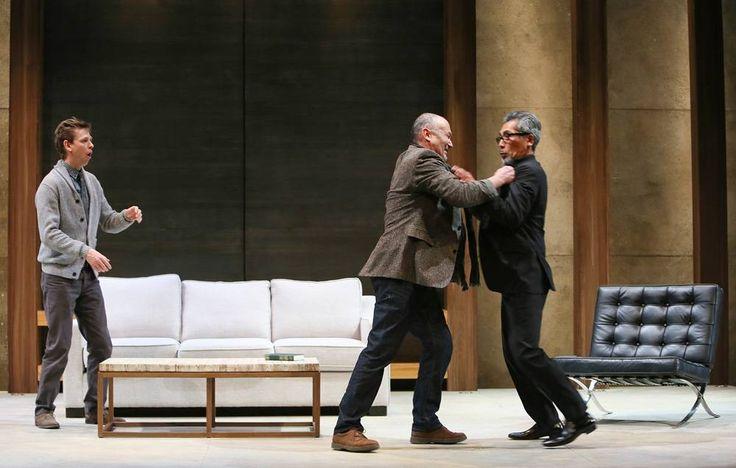 Gateway Theatre Haig Sutherland, Michael Kopsa, and Hiro Kanagawa.