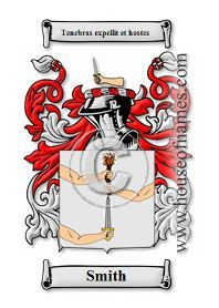 Smith (Irish origin) Coat of Arms & Family Crest. For surname history visit our site: https://www.houseofnames.com/Smith-family-crest/Irish