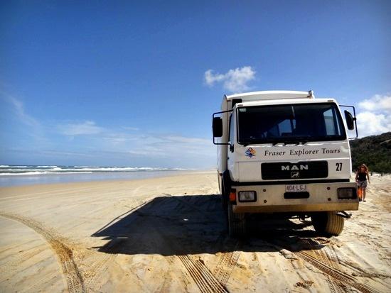 Australia - Queensland, Fraser Island