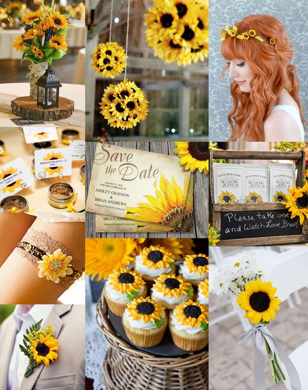 Be Inspired: Summer Sunflowers