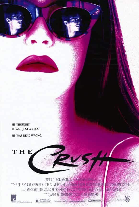 The Crush (1993) | Crush movie, Alicia silverstone, Free