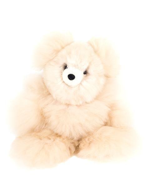 Alpaca Stuffed Animal - Honey Bear | The Little Market