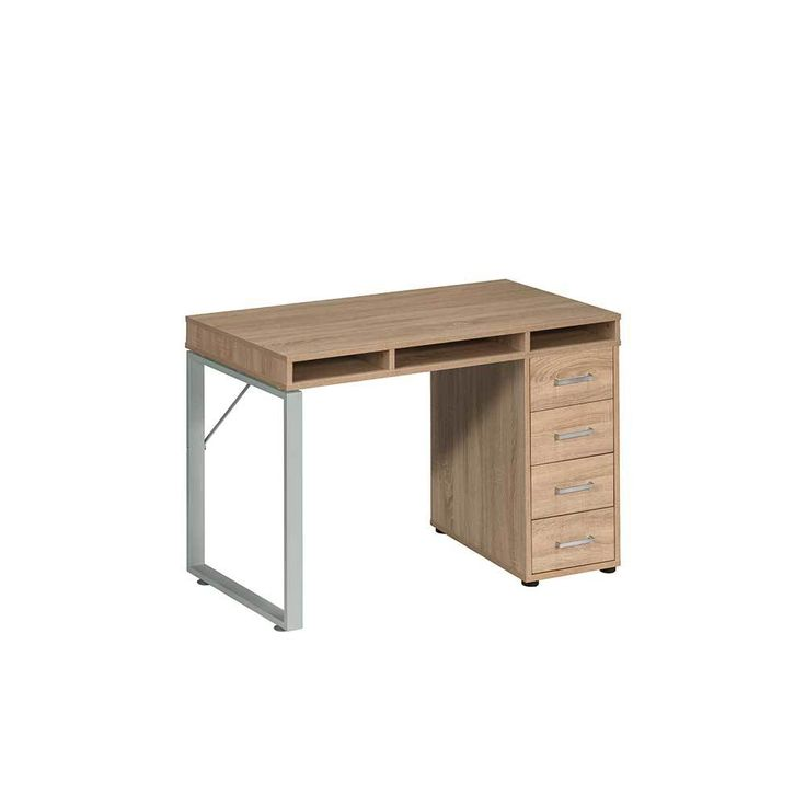 Büro Schreibtisch Mit Schubladen 120 Cm Jetzt Bestellen Unter: ...
