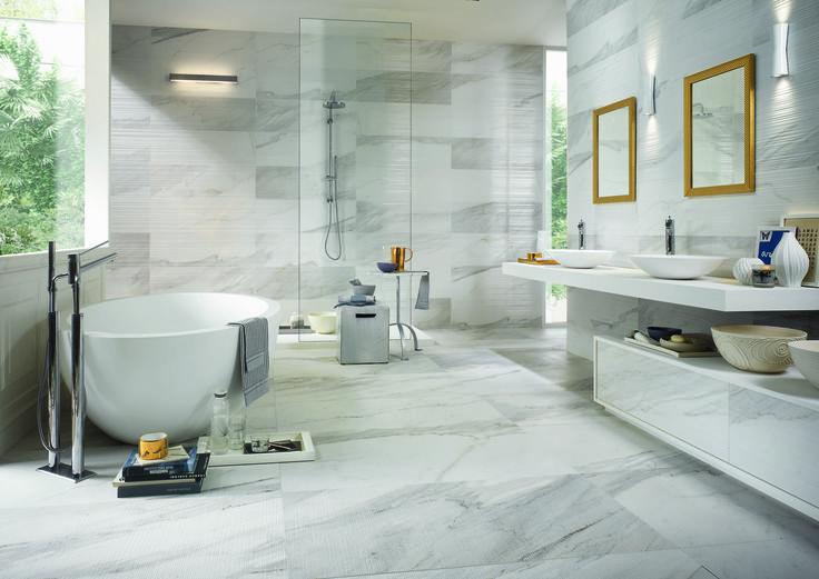 White Experience Apuano 60x120 cm Porcelanato Todo Masa tipo mármol De venta exclusiva en PROINTER