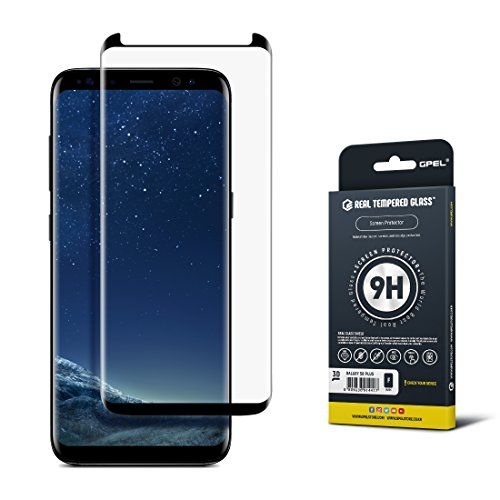 Galaxy S8 Plus Screen Protector [GS8 Plus] [Case Friendly...