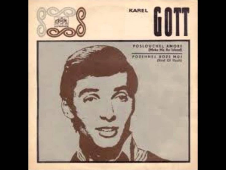 Karel Gott - Poslouchej amore