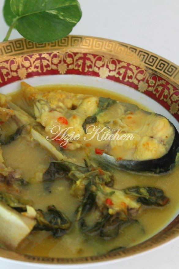 masak tempoyak ikan patin resepi asli temerloh  gambar resep masakan asia resep Resepi Ikan Rohu Masak Tempoyak Enak dan Mudah