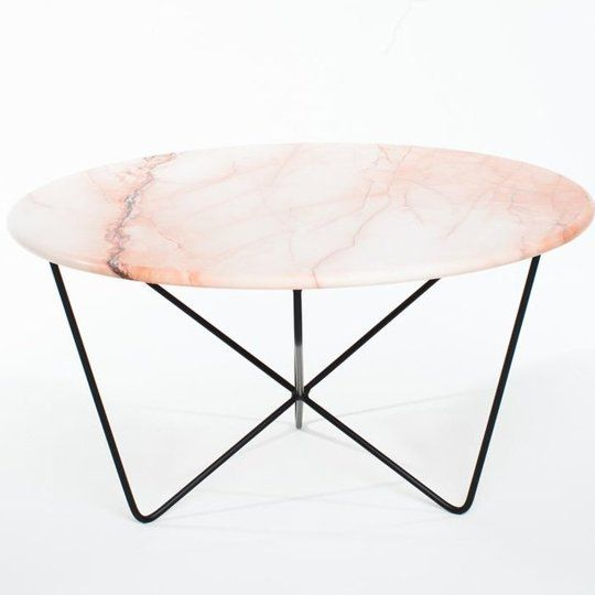 10 Scene-Stealing Modern Coffee Tables